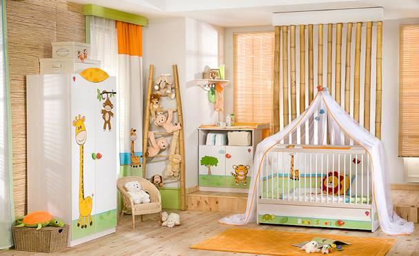 Bebeğinizin Eğlenceli Dünyası Bebek Odaları