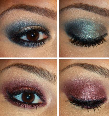 Göz Makyajı 2014