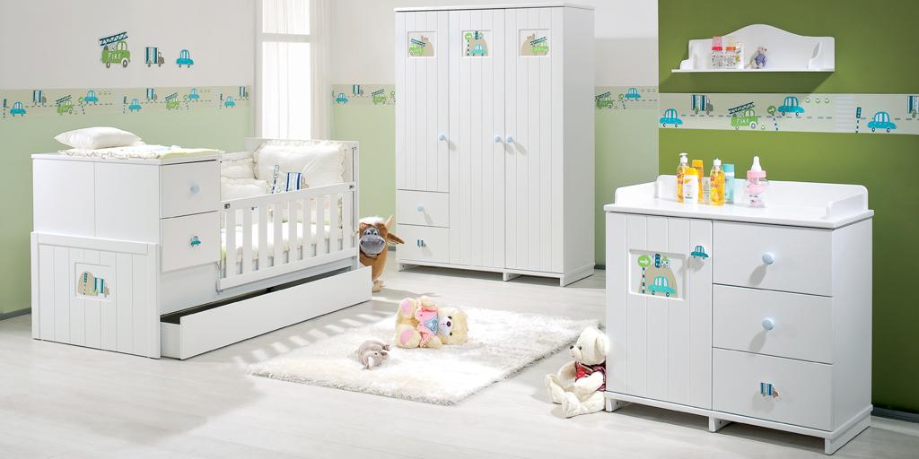 Bebek Odası Hazırlayın
