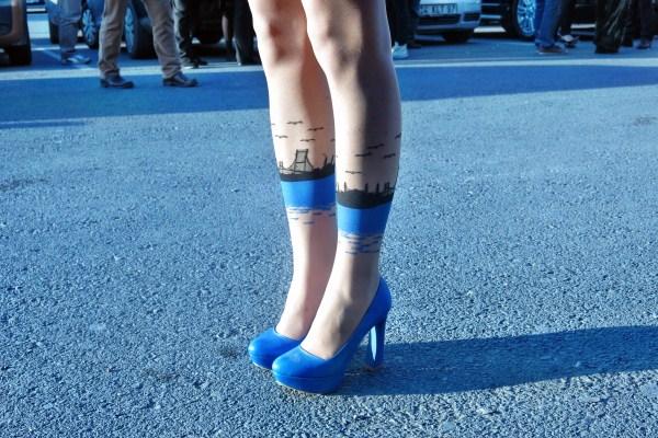 Mus Çoraplar