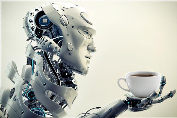 Robot İnsan