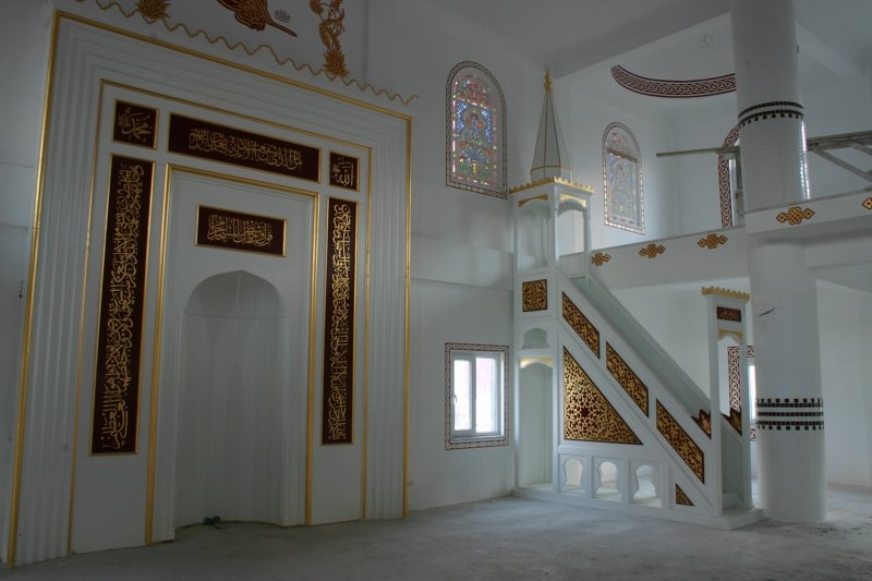 Camiler ve Dekorasyon