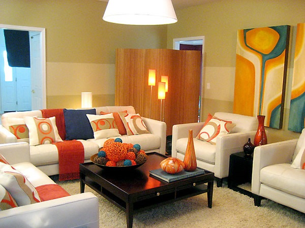 dekorasyonda renkler