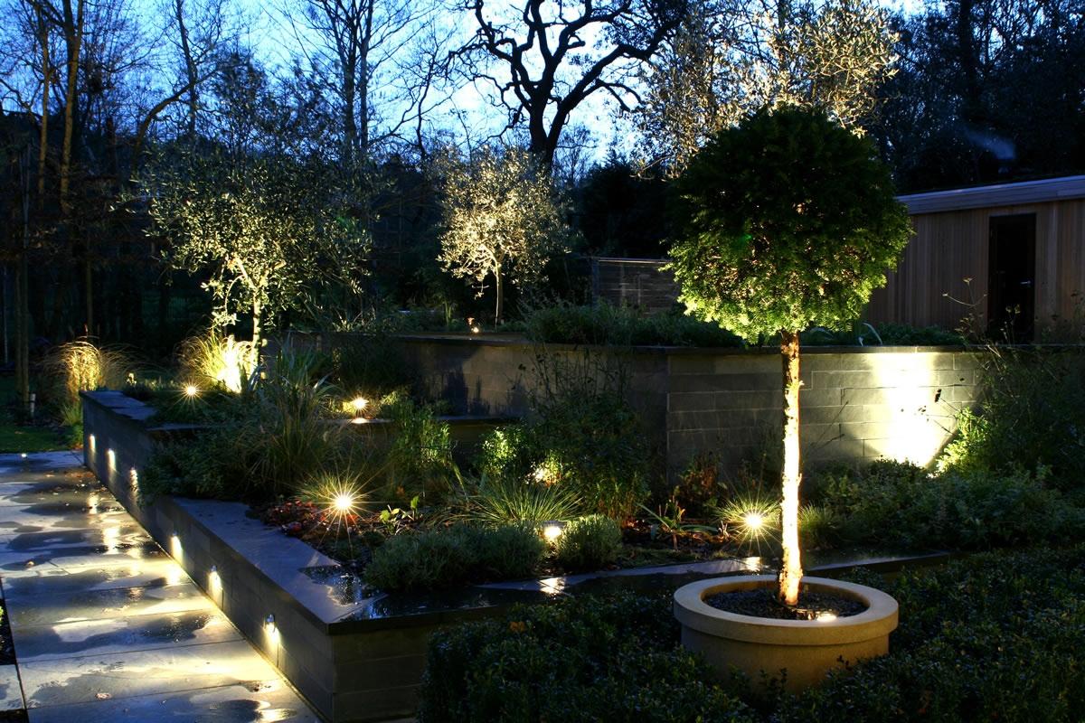 bahçe aydınlatma fiyatları