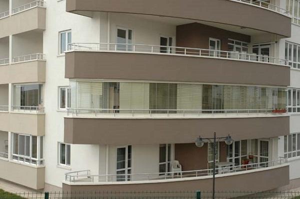 cam balkon modeli