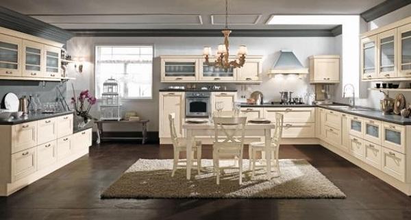 fransız mutfak modelleri