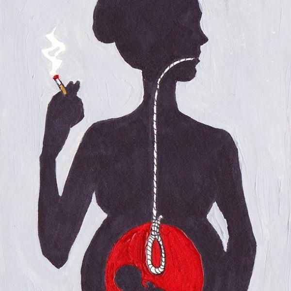 sigara gebelik