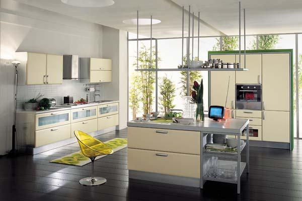 modern mutfak