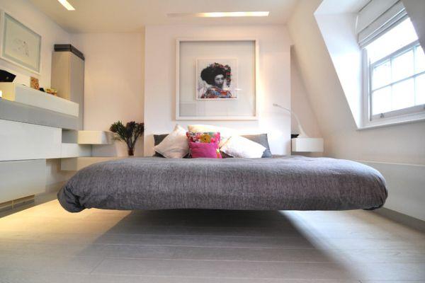 ilginç yatak odaları
