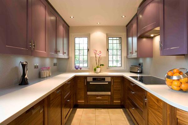 mutfakta renk seçimi
