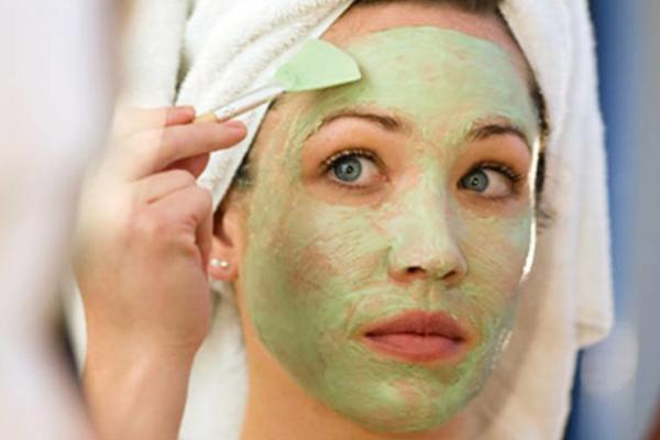 avokado cilt maskesi