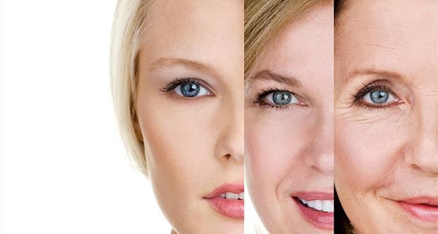 cilt yaşlanmasını önlemek