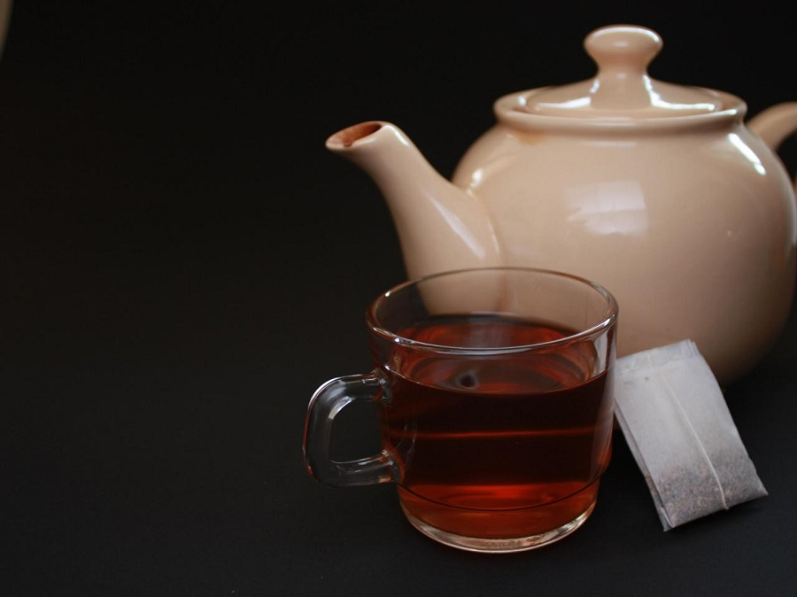 mide ağrısına çay